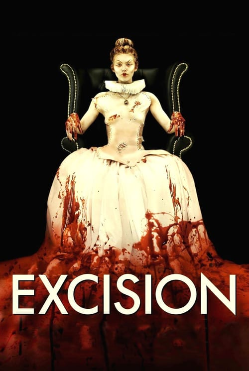 "Poster for the movie ""Excision"""