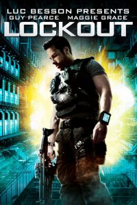 """Poster for the movie """"Lockout"""""""