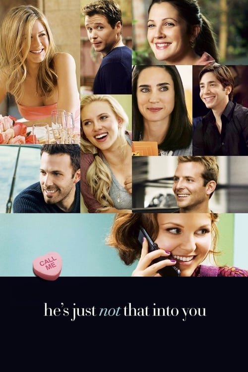 """Poster for the movie """"He's Just Not That Into You"""""""