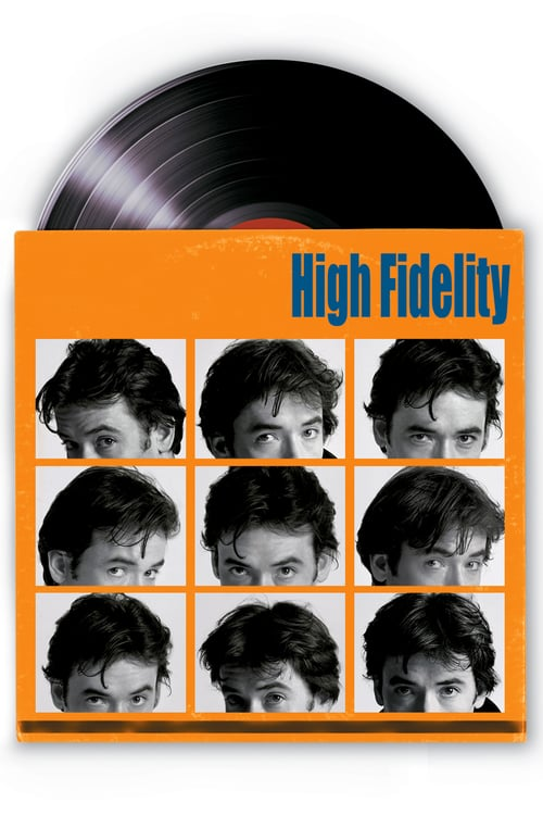 """Poster for the movie """"High Fidelity"""""""
