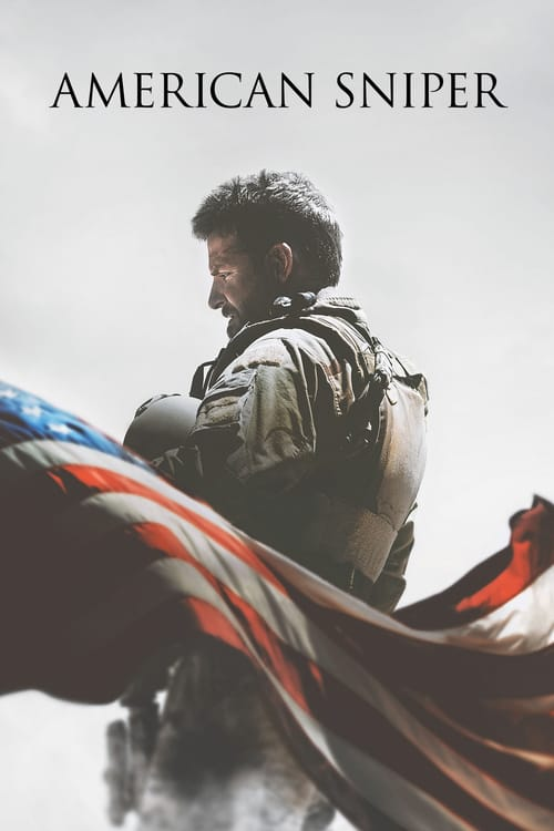 """Poster for the movie """"American Sniper"""""""