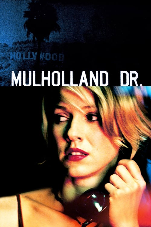 """Poster for the movie """"Mulholland Drive"""""""