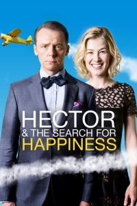 "Poster for the movie ""Hector and the Search for Happiness"""