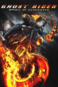 "Poster for the movie ""Ghost Rider: Spirit of Vengeance"""