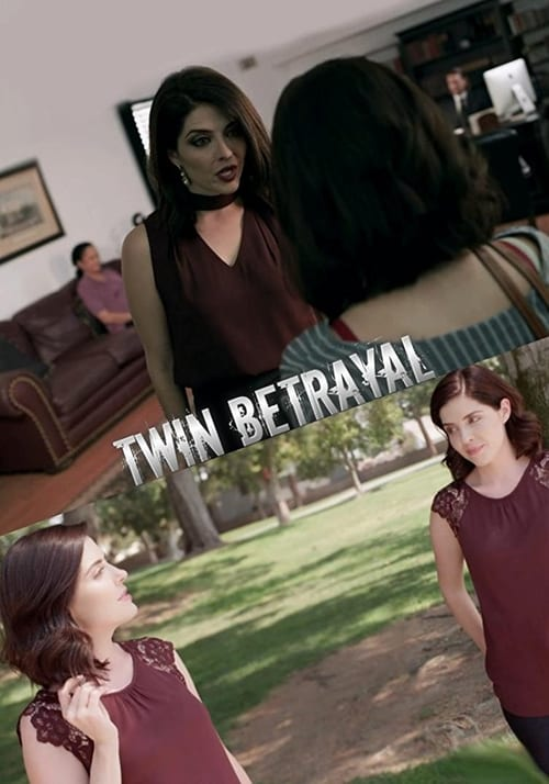 """Poster for the movie """"Twin Betrayal"""""""