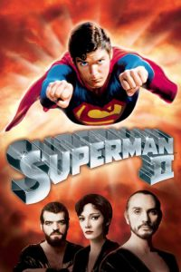"""Poster for the movie """"Superman II"""""""