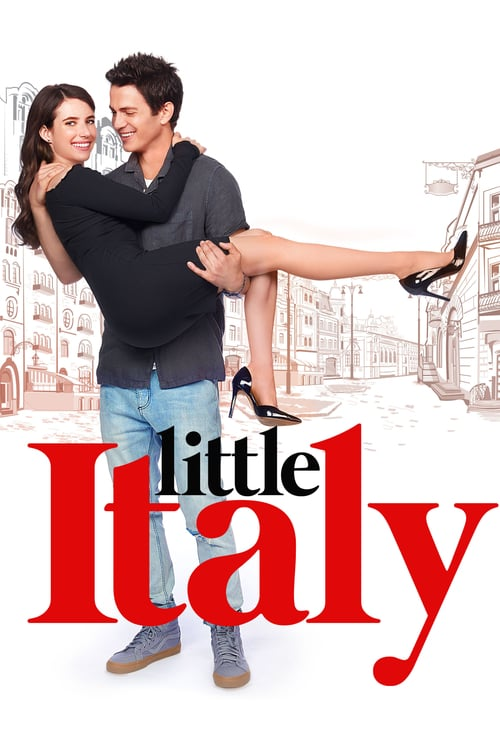 """Poster for the movie """"Little Italy"""""""