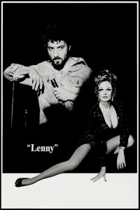 """Poster for the movie """"Lenny"""""""