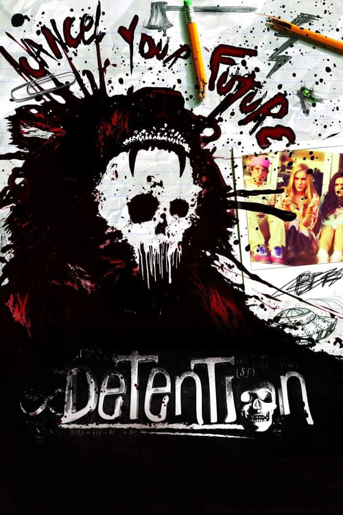 """Poster for the movie """"Detention"""""""