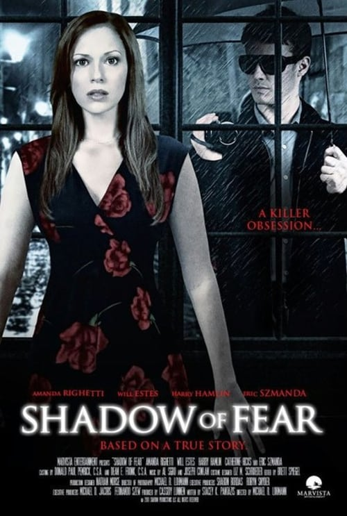 "Poster for the movie ""Shadow of Fear"""
