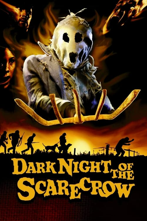 "Poster for the movie ""Dark Night of the Scarecrow"""