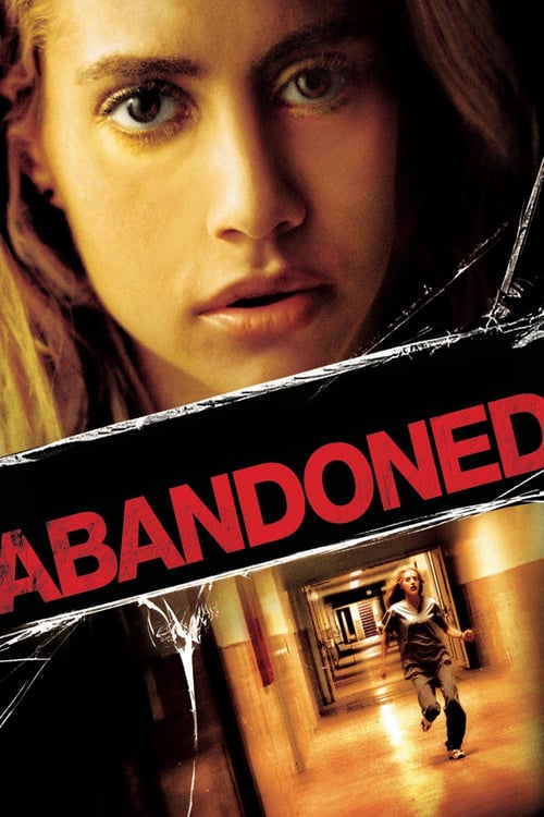 """Poster for the movie """"Abandoned"""""""