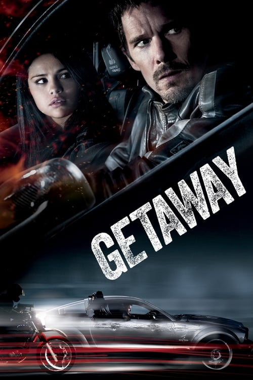 """Poster for the movie """"Getaway"""""""