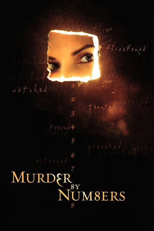 """Poster for the movie """"Murder by Numbers"""""""
