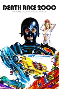 """Poster for the movie """"Death Race 2000"""""""