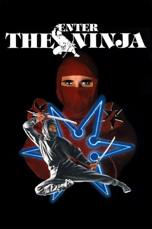 "Poster for the movie ""Enter the Ninja"""