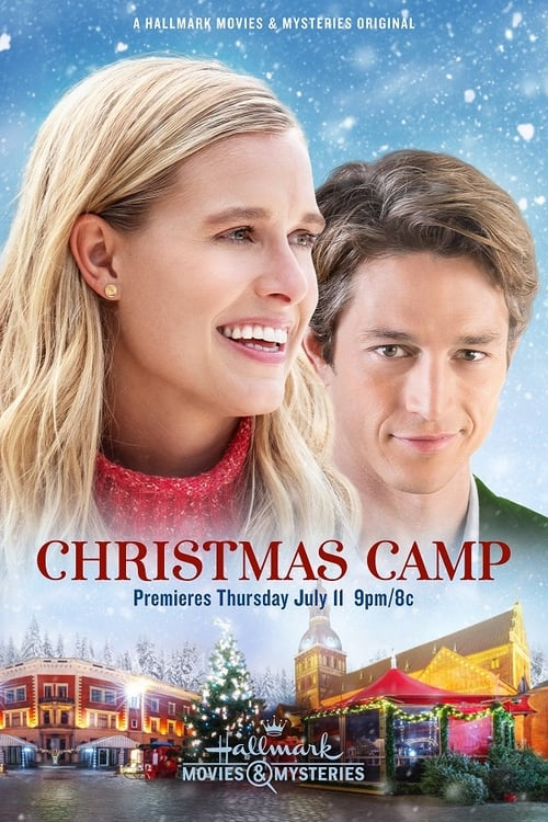 """Poster for the movie """"Christmas Camp"""""""