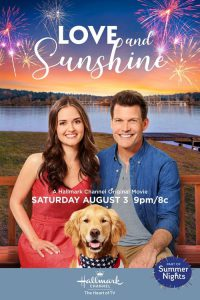 """Poster for the movie """"Love and Sunshine"""""""