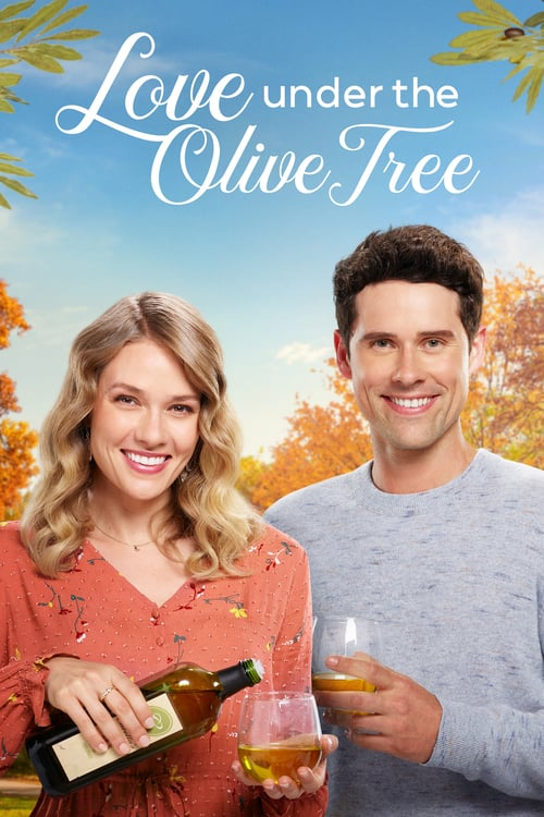 """Poster for the movie """"Love Under the Olive Tree"""""""
