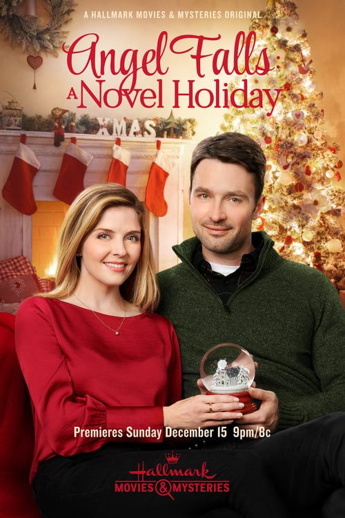 """Poster for the movie """"Angel Falls: A Novel Holiday"""""""