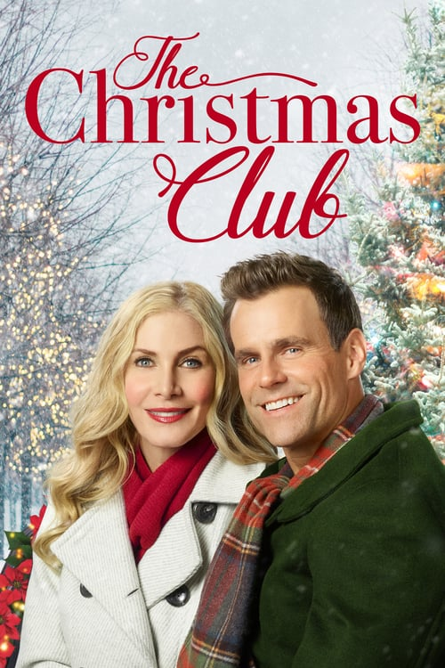 "Poster for the movie ""The Christmas Club"""