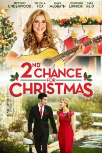 "Poster for the movie ""2nd Chance for Christmas"""