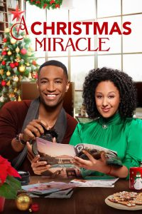 """Poster for the movie """"A Christmas Miracle"""""""