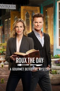 "Poster for the movie ""Gourmet Detective: Roux the Day"""