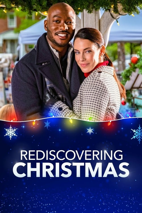 "Poster for the movie ""Rediscovering Christmas"""