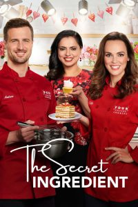 "Poster for the movie ""The Secret Ingredient"""