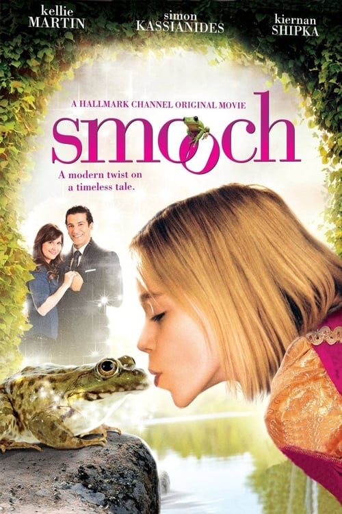 "Poster for the movie ""Smooch"""