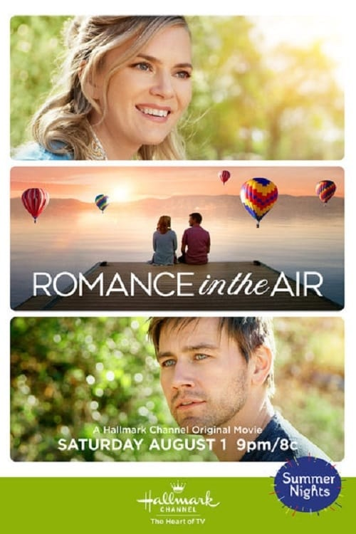 "Poster for the movie ""Romance in the Air"""
