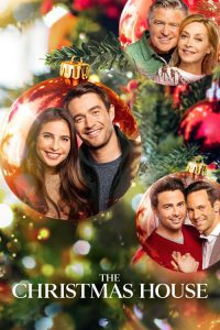 "Poster for the movie ""The Christmas House"""