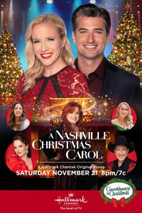 """Poster for the movie """"A Nashville Christmas Carol"""""""