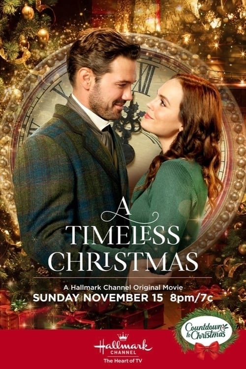 "Poster for the movie ""A Timeless Christmas"""