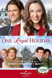 """Poster for the movie """"One Royal Holiday"""""""