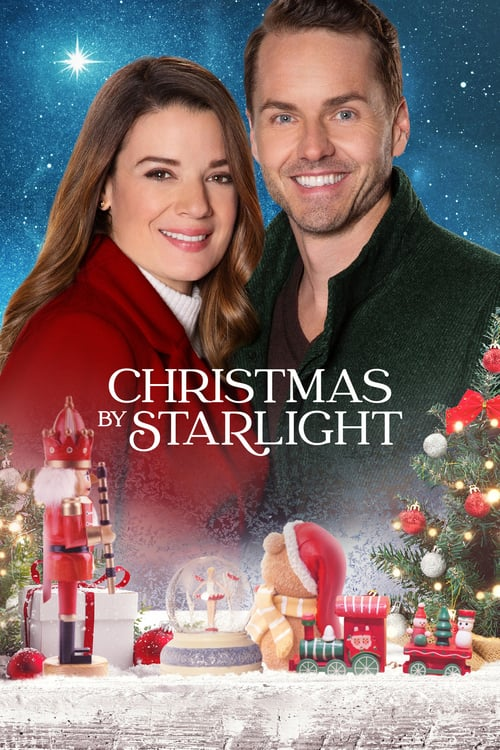 "Poster for the movie ""Christmas by Starlight"""