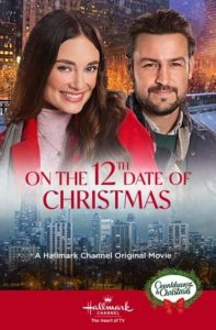 """Poster for the movie """"On the 12th Date of Christmas"""""""