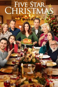 """Poster for the movie """"Five Star Christmas"""""""